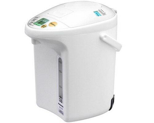 Panasonic 國際牌 3公升 電動熱水瓶 NC-PF30P ★四段保溫 , 電動/氣壓二合一給水