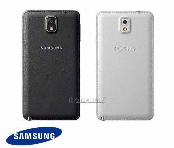 【免運費】SAMSUNG Galaxy Note3 N7200 N900【原廠背蓋、原廠後蓋、原廠電池蓋】3色供應