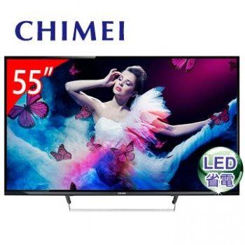CHIMEI 奇美 TL-55SA80 55吋 LED 液晶電視 含視訊盒 刷卡享分期 免運 《送數位天線+HDMI線》