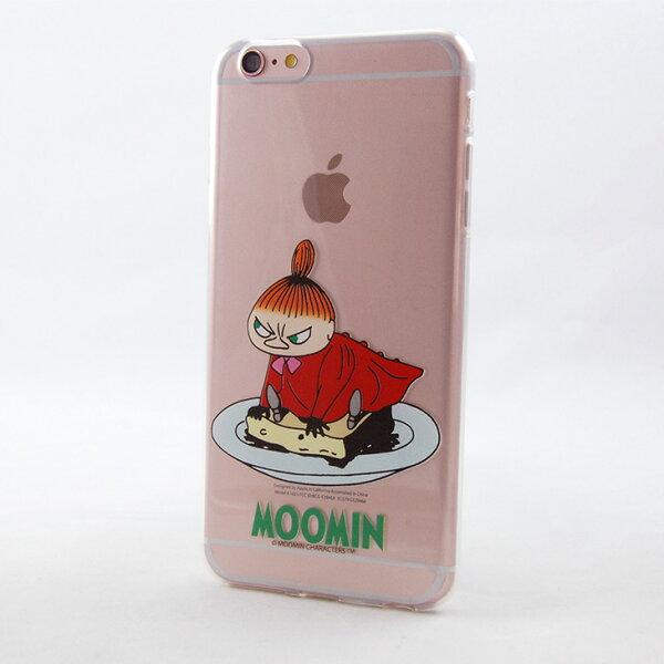 Moomin嚕嚕米正版授權 - TPU手機保護殼:【 你想幹麻? 】《 iPhone/HTC/ASUS/LG》