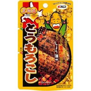 有樂町進口食品 日本超夯代購 Maruesu瑪鲁斯北海道香烤甜玉米粒 粟米粒 43g J42 4978576277309 0