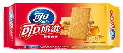 可口奶滋-蜂蜜燕麥137.5g【合迷雅好物商城】