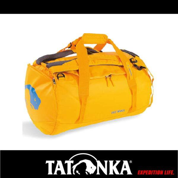萬特戶外運動 TATONKA TTK1951-039 Barrel (S) 45公升 可提可背裝備袋 檸檬黃色