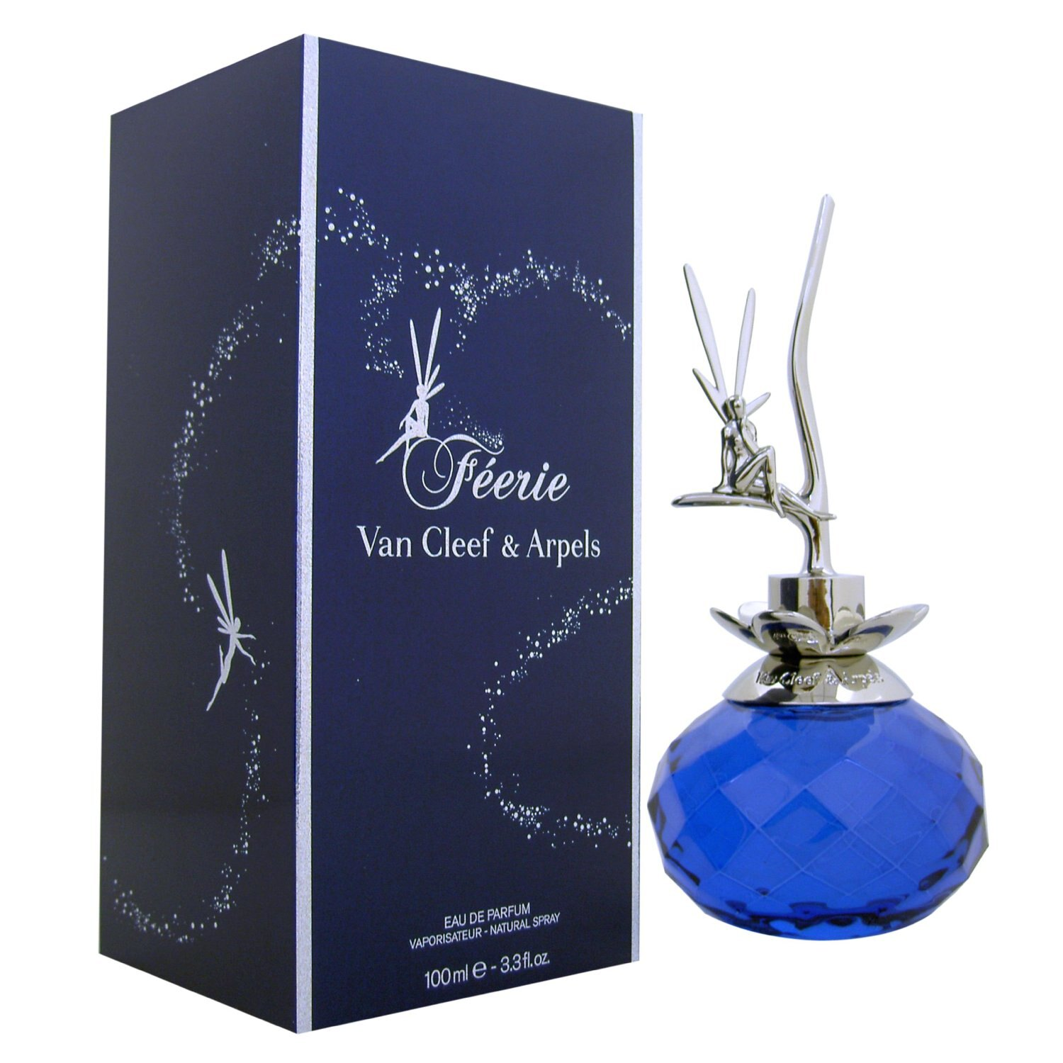 FEERIE BY VAN CLEEF eau de parfum 100ml 0