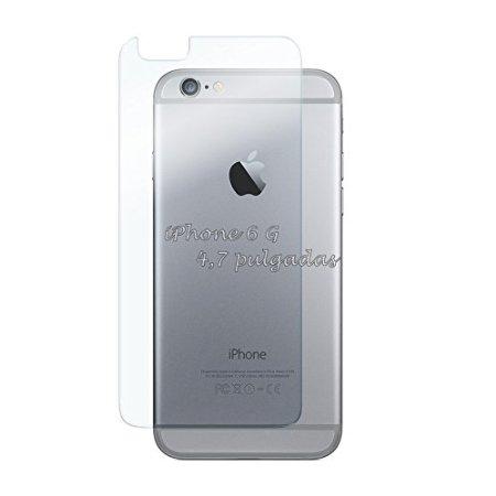 Cristal protector Trasero iPhone 6 4,7 Pulgadas 0