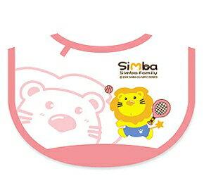 『121婦嬰用品館』辛巴 小圍兜網球(粉/藍/橘) 2
