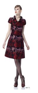 [蒙太奇服飾] 時尚專櫃洋裝