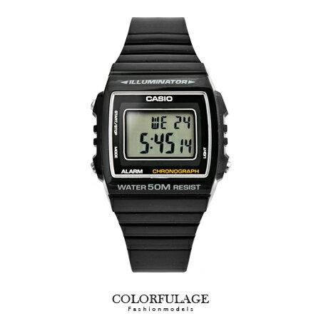 CASIO卡西歐 休閒運動全黑電子運動手錶腕表 中性潮流 有保固 柒彩年代【NE1234】原廠公司貨 0
