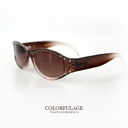 墨鏡 流線鉚釘水鑽造型太陽眼鏡 小鏡框設計 不易撞款 歐美街拍 柒彩年代【NY272】單支價格 0