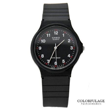 CASIO卡西歐簡約基本款手錶 有保固 中性款腕錶 優質店家 柒彩年代【NE1334】原廠公司貨 0