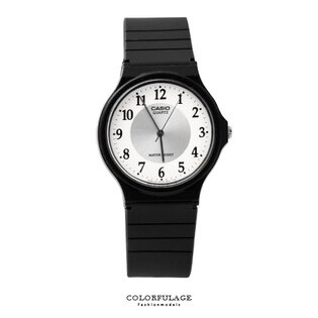 CASIO日本卡西歐 簡約時尚風格數字指針手錶 中性腕錶 經典基本款 柒彩年代【NE1432】原廠公司貨