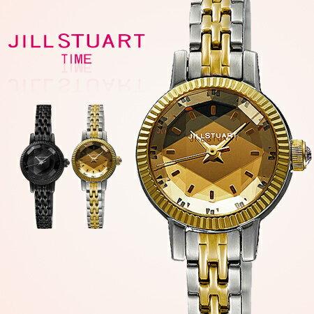 JILL STUART 名媛珍珠母貝錶盤腕錶 切割面玻璃 女孩日本限量 柒彩年代【NE1007】原廠公司貨 0