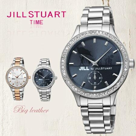 JILL STUART 女孩歡慶隊伍錶盤設計腕錶手錶 獨立秒盤 日本限量發售 柒彩年代【NE1011】原廠公司貨 0
