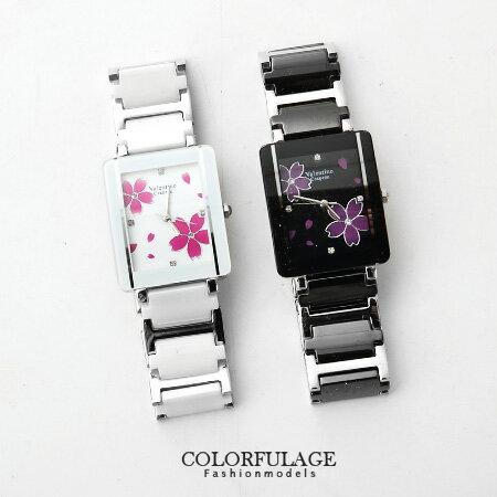 Valentino范倫鐵諾 浪漫櫻花精密陶瓷手錶腕錶 原廠公司貨 柒彩年代【NE1045】單支 0