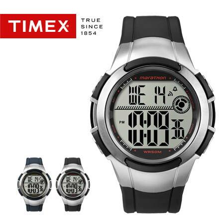 TIMEX天美時電子手錶 美國第一品牌 馬拉松系列運動休閒電子腕錶 柒彩年代【NE1163】原廠公司貨 0