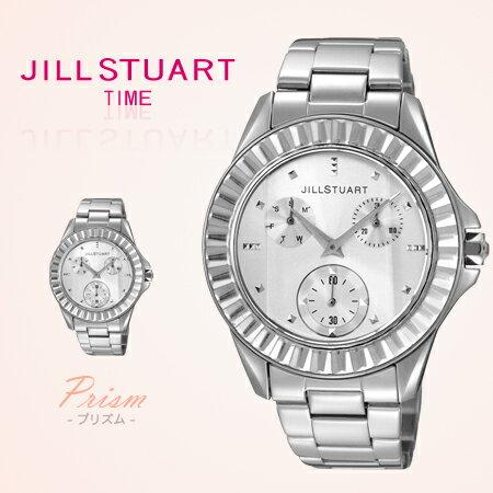 JILL STUART方晶鋯石時尚銀腕錶 都會上班新女性手錶 柒彩年代【NE1016】原廠公司貨 0