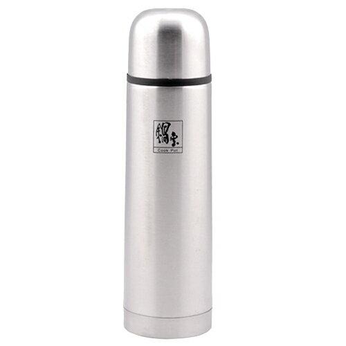 鍋寶 超真空不鏽鋼保溫保冰瓶490CC【VB-5001】(MF0201)