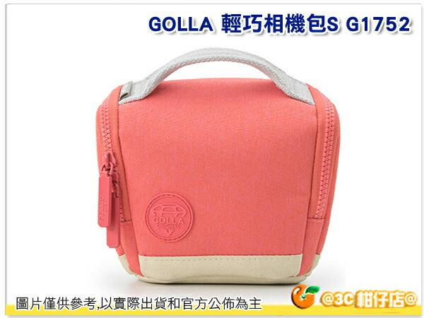 GOLLA 芬蘭時尚 【G1752】 朝霞紅 新款 輕巧 耐用 相機包 肩揹包 手提包 公司貨