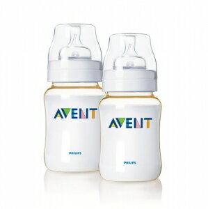 英國【PHILIPS AVENT】PES防脹氣奶瓶260ml (2入) - 限時優惠好康折扣
