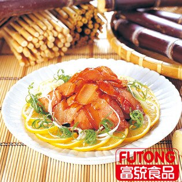 【富統食品】蔗香煙肉 (生三層肉;300g/片)《2016蘋果年菜亞軍》