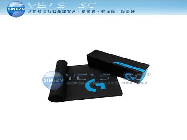 「YEs 3C」全新 Logitech 羅技 G940 全區電競滑鼠墊 羅技 G 系列感應器完美搭配
