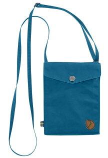 Fjallraven 瑞典北極狐 旅行隨身袋/護照包/口袋包 24221 Pocket 539 湖水藍