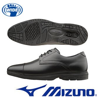 Mizuno WAVE LD40 ST2 BUSINESS WALKING 寬楦健走鞋 0