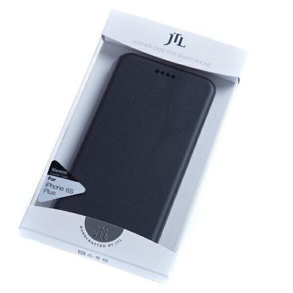 【EST】SEIDMAN 席德曼 IPHONE6S 5.5吋 馬卡龍皮套 手機殼 黑 [4719552414970] F1112 0