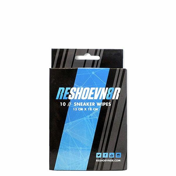 【EST】Reshoevn8r 100% 球鞋 保養 快速 清潔 濕紙巾 [R8-0006] 10入 隨身包 0