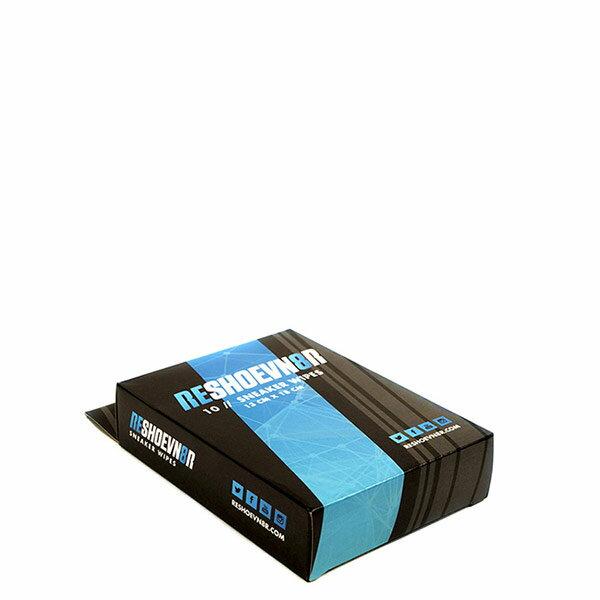 【EST】Reshoevn8r 100% 球鞋 保養 快速 清潔 濕紙巾 [R8-0006] 10入 隨身包 1