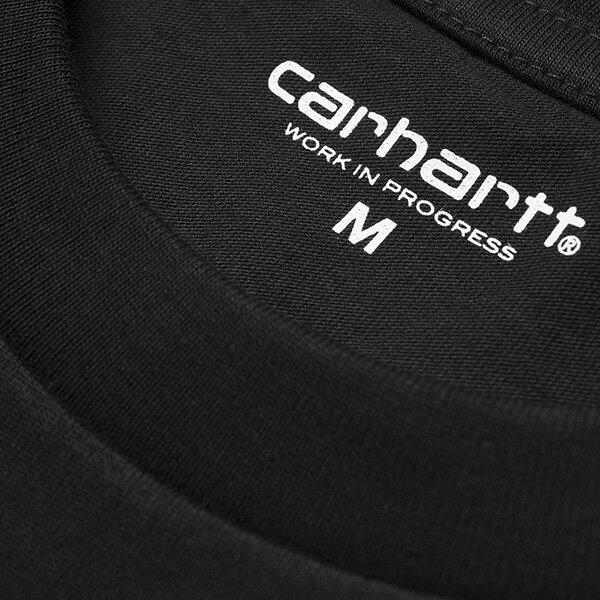 【EST】Carhartt S/S Pocket T-Shirt 美版 口袋 短tee 黑 [CA-0001-002] G0817 1