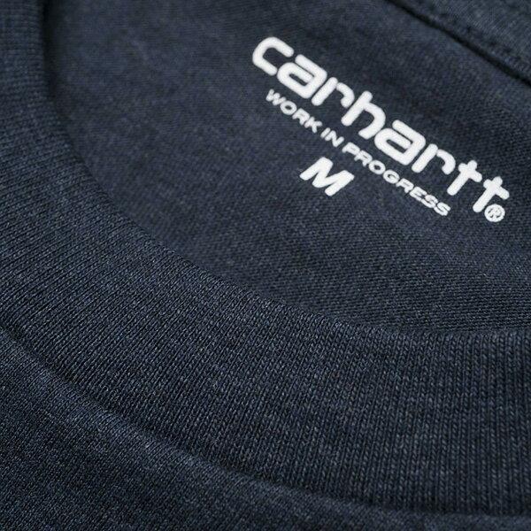【EST】CARHARTT S/S POCKET T-SHIRT 美版 口袋 短TEE 藍 [CA-0001-083] G0817 1