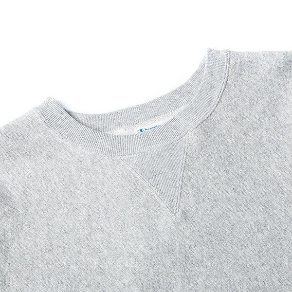 【EST】Champion 日版 E003 Reverse Weave 經典 大學tee 灰 [CH-0016-007] G0107 2