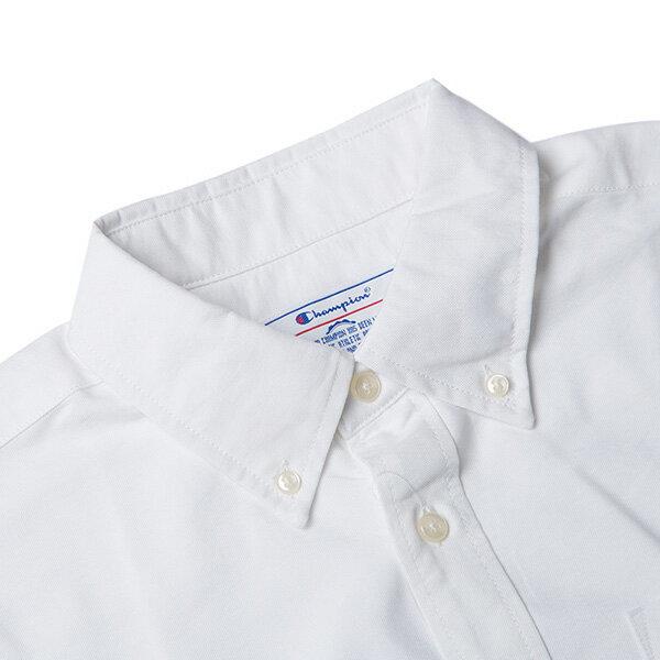 【EST】CHAMPION 日版 F405 CAMPUS 長袖 襯衫 白 [CH-0019-001] G0107 2