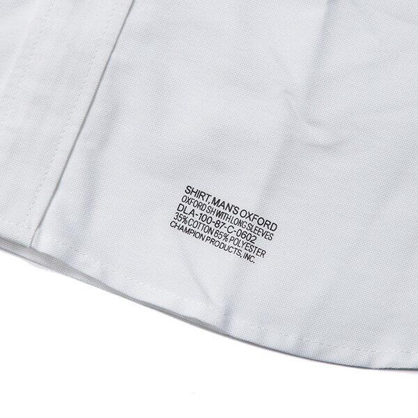 【EST】CHAMPION 日版 F405 CAMPUS 長袖 襯衫 白 [CH-0019-001] G0107 5