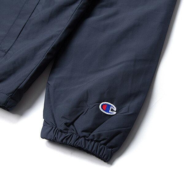 【EST】CHAMPION 日版 G605 CAMPUS 教練外套 夾克 深藍 [CH-0020-086] G0107 4