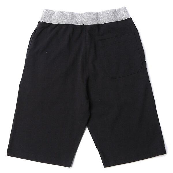 【EST】CHAMPION 日版 H513 CAMPUS 五分褲 短褲 棉褲 黑 [CH-0026-002] G0411 1