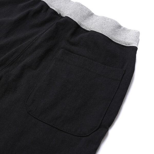 【EST】CHAMPION 日版 H513 CAMPUS 五分褲 短褲 棉褲 黑 [CH-0026-002] G0411 3
