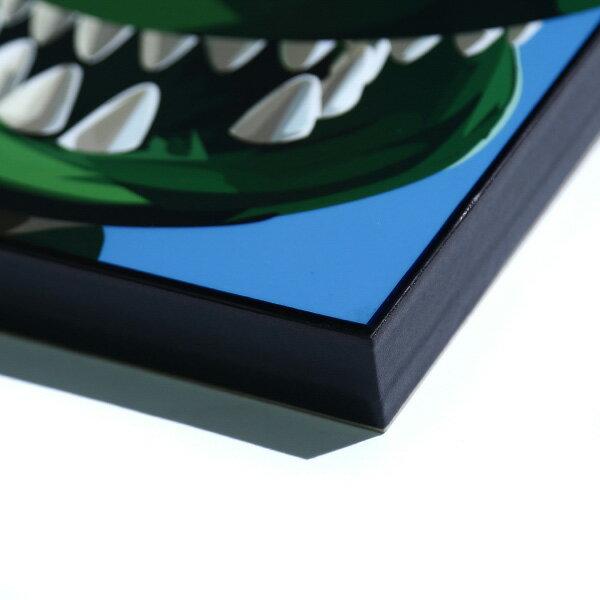 【EST】FAMOUS POP ART 普普風 掛畫 REX 玩具總動員 抱抱龍 [FS-0037-XXX] F1217 1