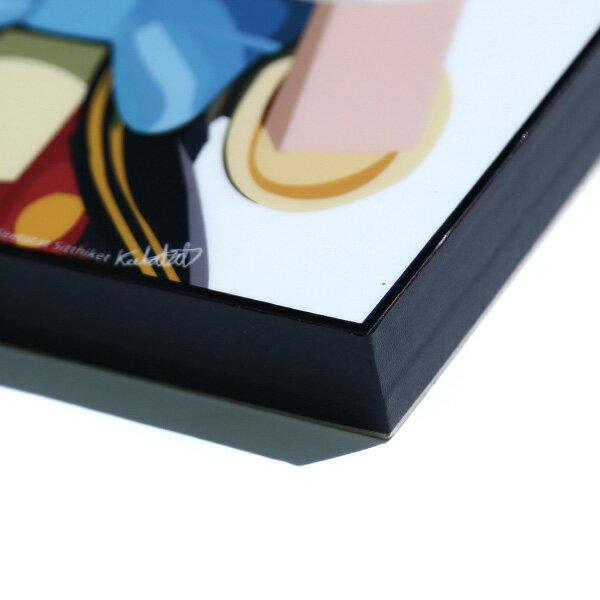【EST】FAMOUS POP ART 普普風 掛畫 KAWS PINOCCHIO 小木偶 白底 [FS-0057-XXX] F1217 1