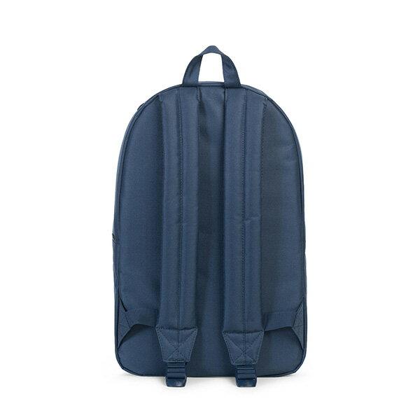 【EST】HERSCHEL PARKER 斜拉鍊 15吋電腦包 後背包 拼色 藍 [HS-0003-A58] G0414 3