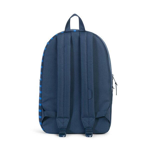 【EST】HERSCHEL SETTLEMENT 15吋電腦包 後背包 OFFSET系列 條紋 藍 [HS-0005-A42] G0414 3