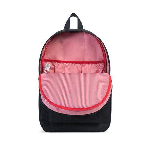 【EST】HERSCHEL SETTLEMENT 15吋電腦包 後背包 ROSWELL系列 刺繡 黑 [HS-0005-A43] G0414 1