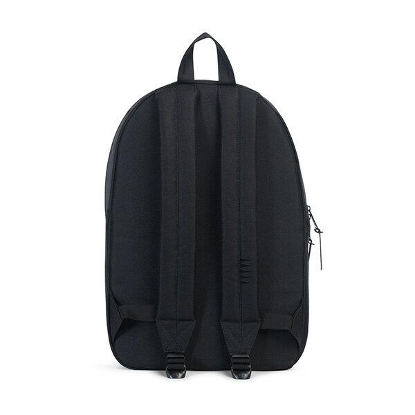 【EST】HERSCHEL SETTLEMENT 15吋電腦包 後背包 ROSWELL系列 刺繡 黑 [HS-0005-A43] G0414 3
