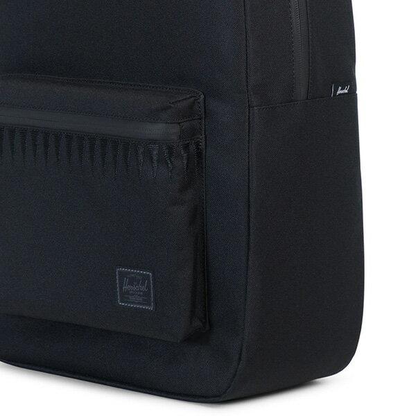 【EST】HERSCHEL SETTLEMENT 15吋電腦包 後背包 ROSWELL系列 刺繡 黑 [HS-0005-A43] G0414 4