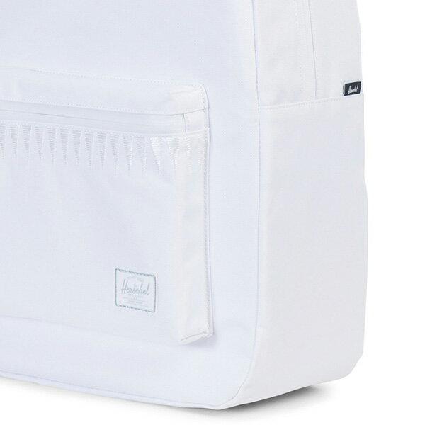 【EST】HERSCHEL SETTLEMENT 15吋電腦包 後背包 ROSWELL系列 刺繡 白 [HS-0005-A44] G0414 4