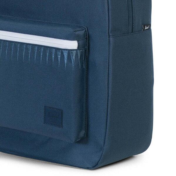 ★整點特賣限時5折★【EST】Herschel Settlement 15吋電腦包 後背包 Roswell系列 刺繡 藍 [HS-0005-A45] G0414【12/07憑優惠券代碼 SS_20161207。滿888再折100】 4