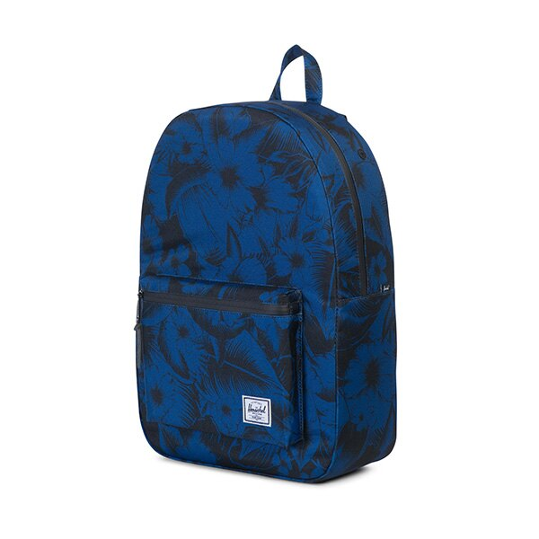 【EST】HERSCHEL SETTLEMENT 15吋電腦包 後背包 叢林 花卉 藍 [HS-0005-A56] G0414 2