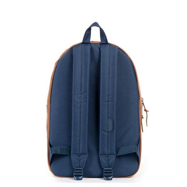 【EST】HERSCHEL SETTLEMENT 15吋電腦包 後背包 拚色 棕藍 [HS-0005-631] G0706 3
