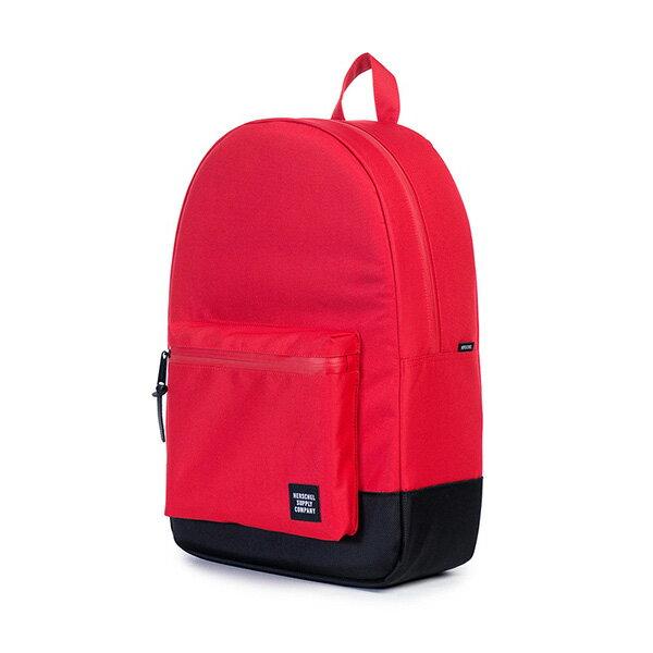【EST】HERSCHEL SETTLEMENT 15吋電腦包 後背包 紅 [HS-0005-900] G0122 2